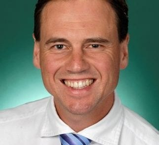 Greg Hunt, federal member for Flinders, portraits