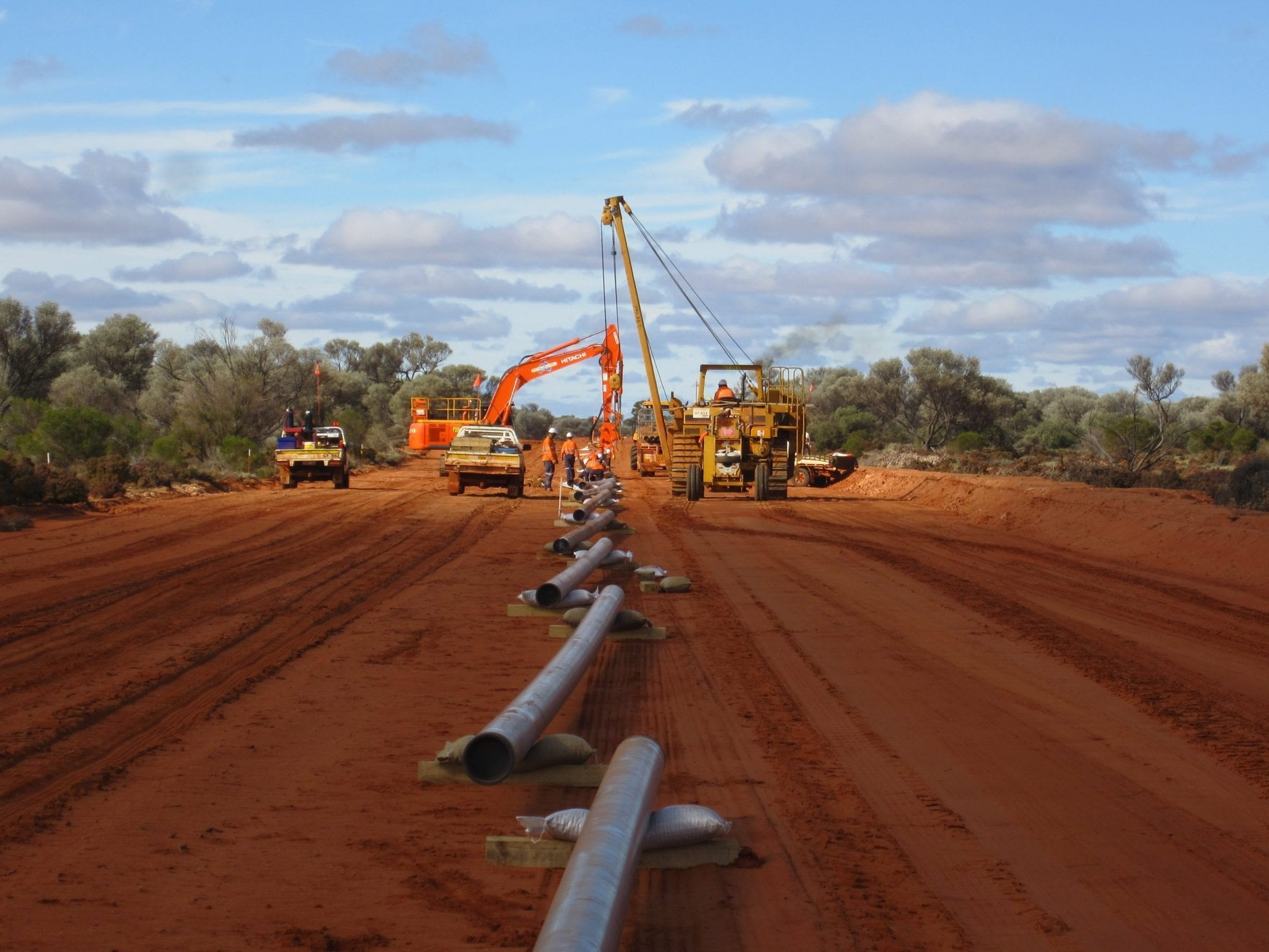 Image result for goldfields pipeline project
