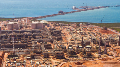 Photo of AusGroup Gorgon contract extended