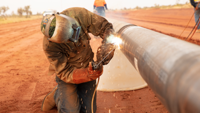 Photo of April edition of The Australian Pipeliner now online