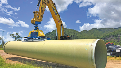 Photo of July edition of The Australian Pipeliner now online
